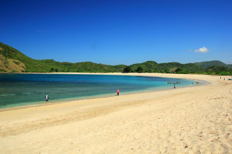 Pantainya Panjang, Lumayan Capek jalan sepanjang pesisir pantainya