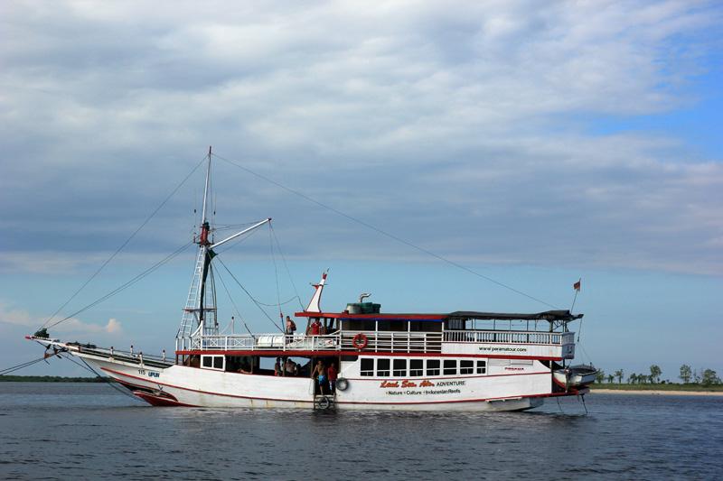 Kapal Wisatawan Perama