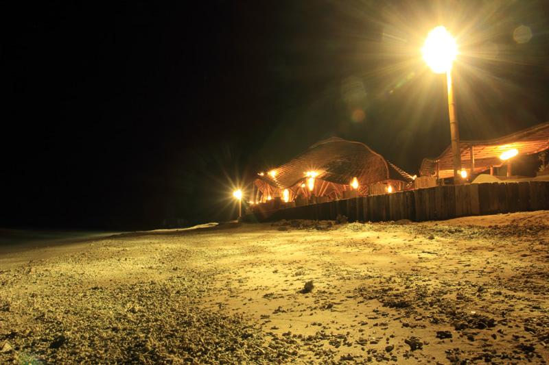 Salah satu Suasana Malam di Gili Trawangan