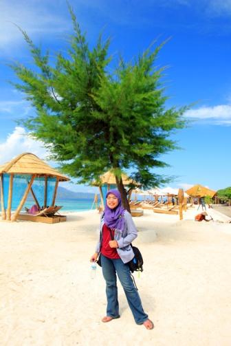 Background Villa Ombak