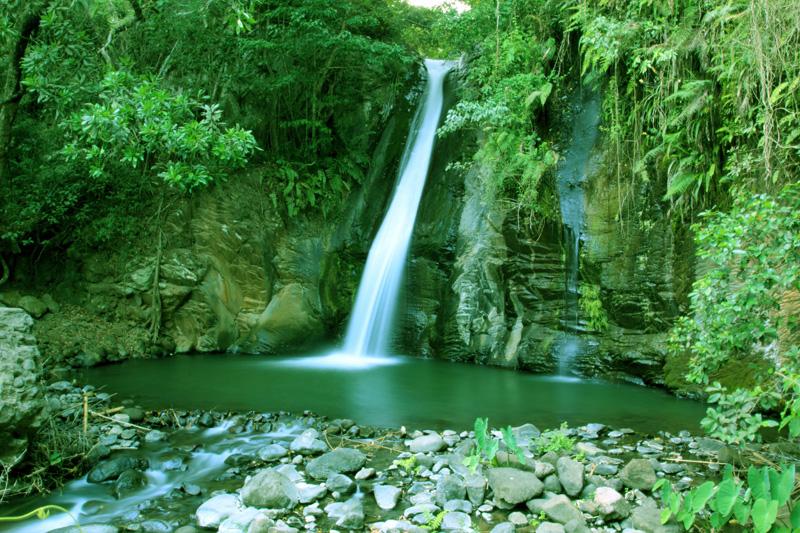 Murondao Waterfall