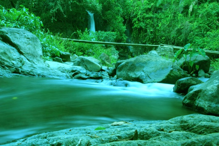 Air Terjun Murondao, Moni