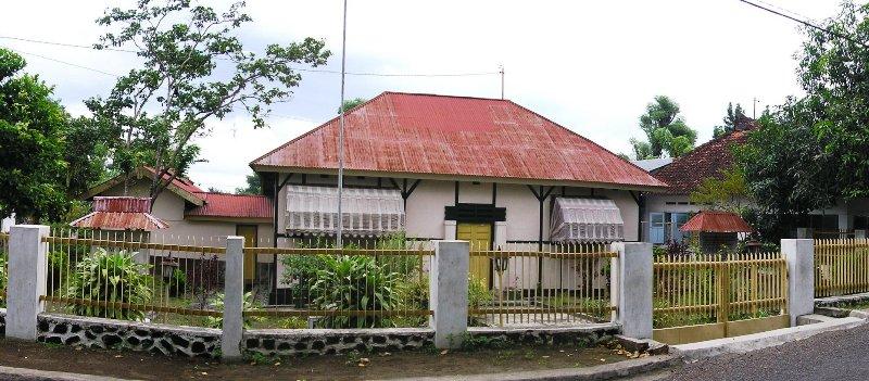 Rumah Penahanan Bung Karno di Ende