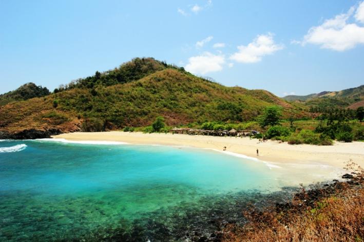 Pantai Mawi, Lombok Tengah