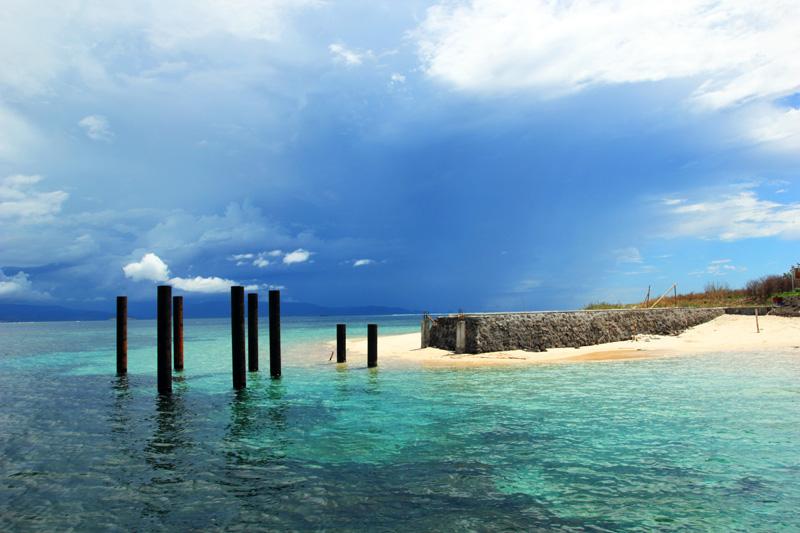 Port of Gili Bidara