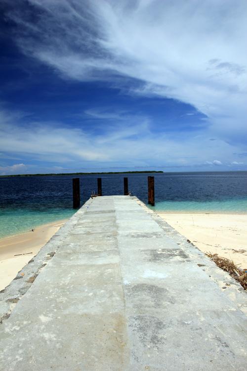 Runway of Gili Bidara