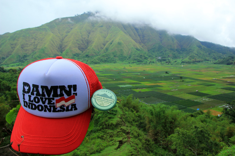 Damn I Love Indonesia, LombokBackpacker
