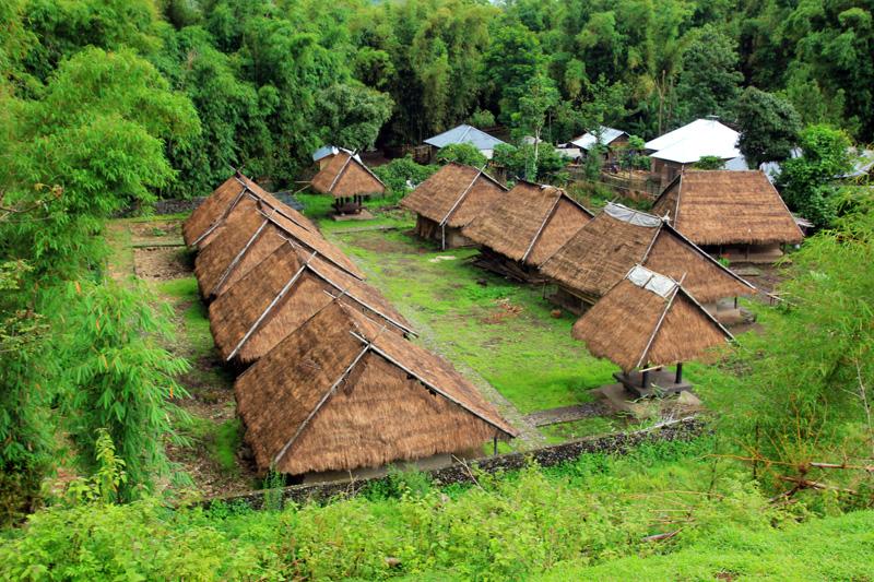 Kampung Adat Belek Sembalun