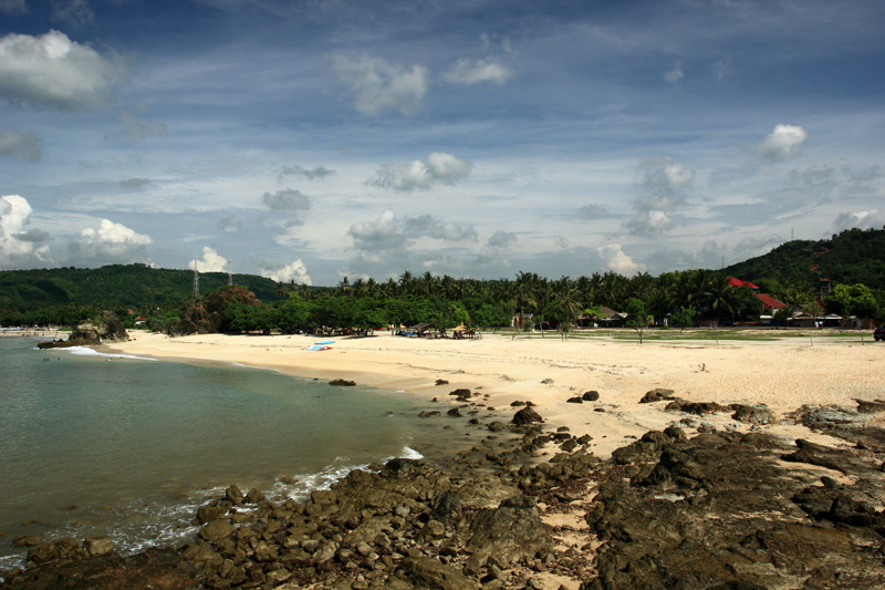 Kuta from the Centre