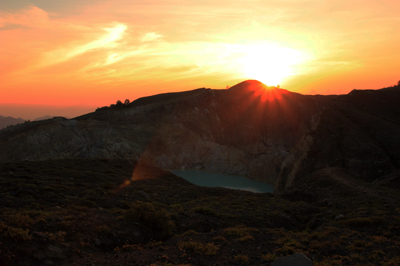 Mengejar Sunrise