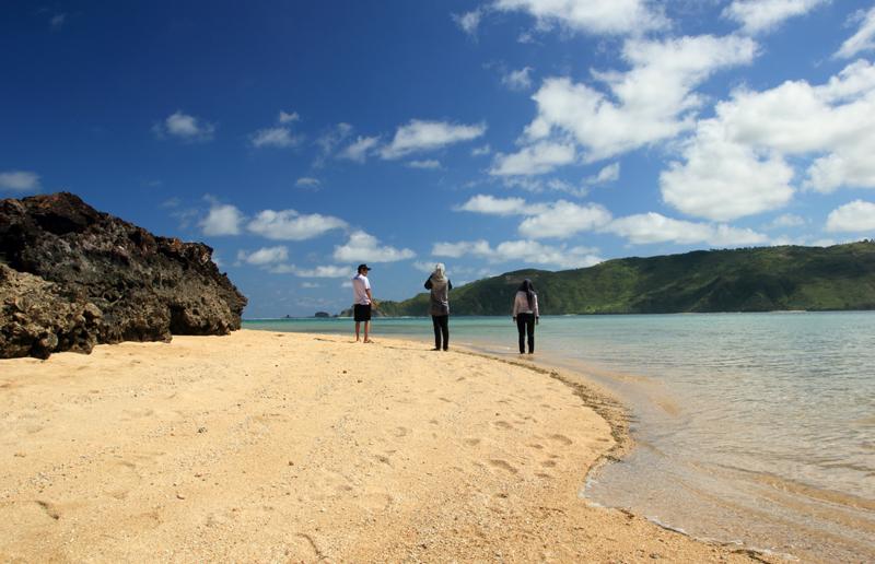 Pantai Kuta di bagian  Utara