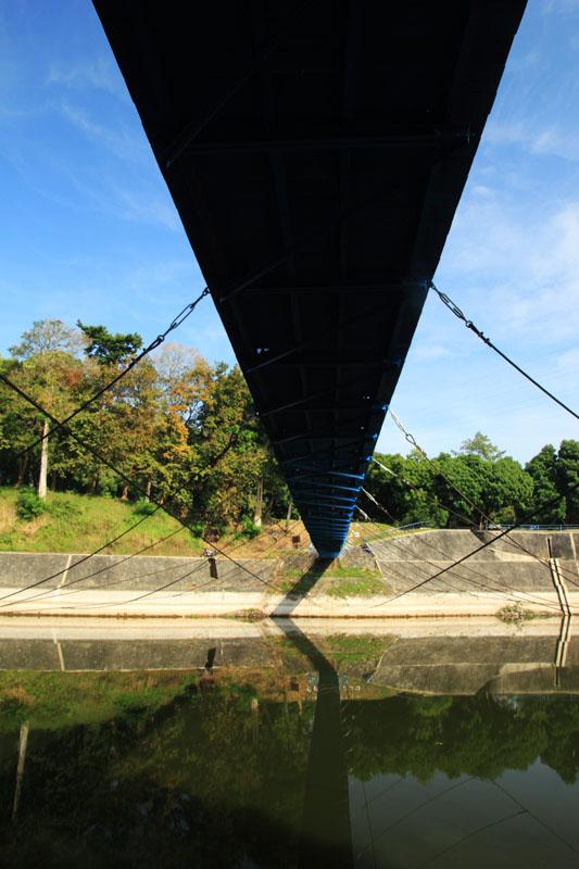 Jembatan Gantung Selorejo