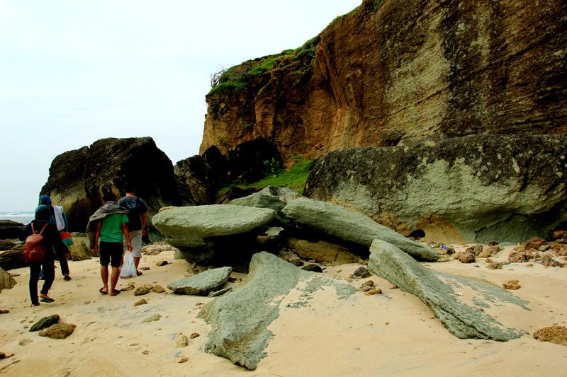 Perjalanan ke Batu Payung