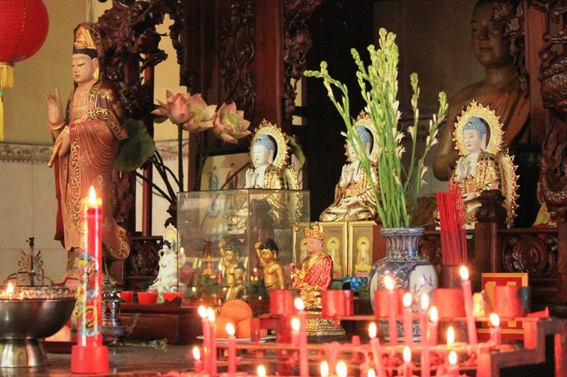 Sang Budha dan Dewi Kasih Sayang, Kwan Im