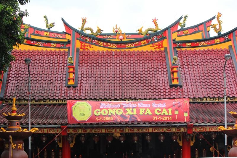 Kwan Im Teng Eng An Kiong Gong Xi Fa Cai