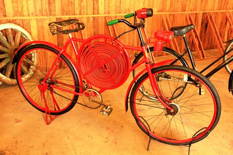 Sepeda pemadam kebakaran di kerajaan Inggris