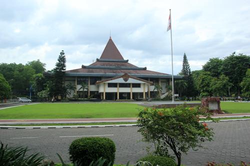 Taman Budaya, Jawa Tengah